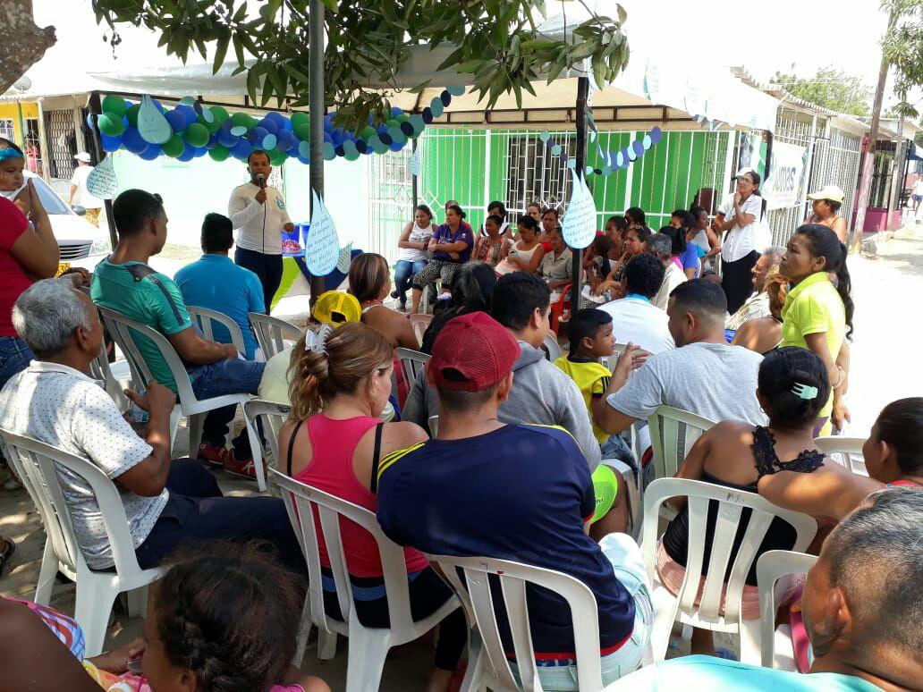 Con Jornada De Actos Simultáneos, Edumas Celebra El Día Internacional Del Agua