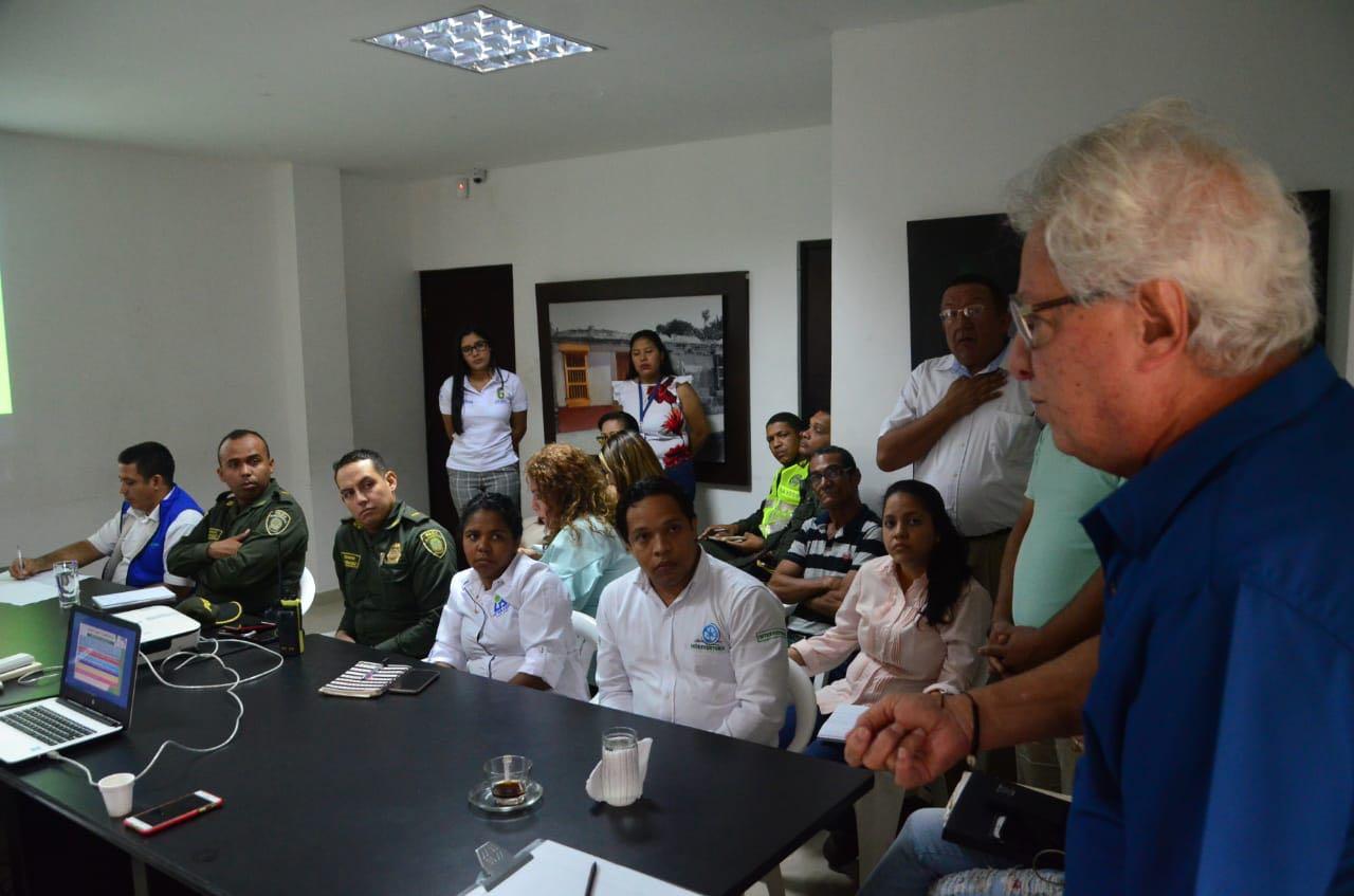 Alcalde De Soledad, Joao Herrera, Anunció Medidas Correctivas Contra Infractores Del Medio Ambiente
