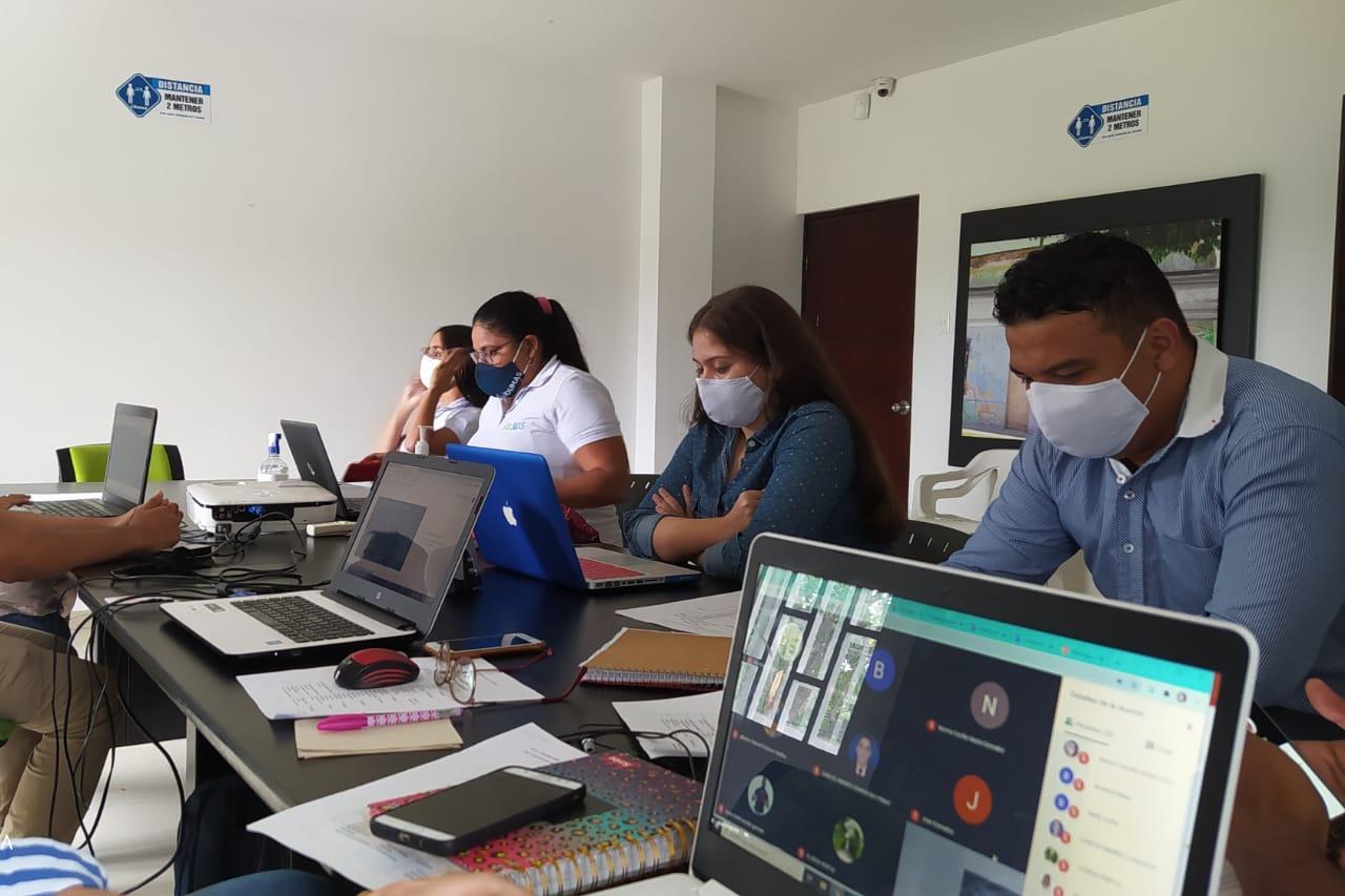 Edumas Inicia Ciclo De Mesas De Trabajo Remotas Para La Participación Ciudadana