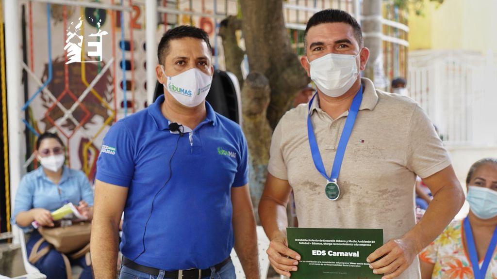 'Obras Con La Gente' Del Edumas Inauguró Calle En Bella Murillo De Soledad